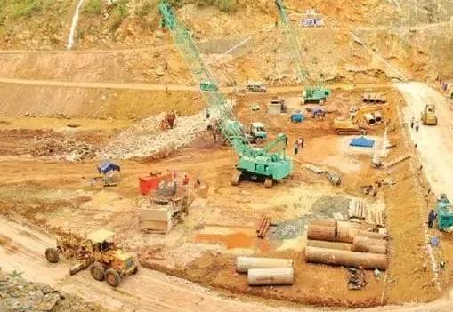 缅北一水电站因建成后将会淹没村庄被强烈要求停工