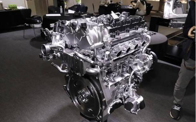 马自达第二代创驰蓝天Skyactiv-X发动机即将问世,百公里油耗4.9L