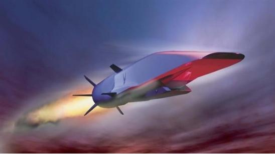 美国秘密研发超级飞机以五倍超音速飞行