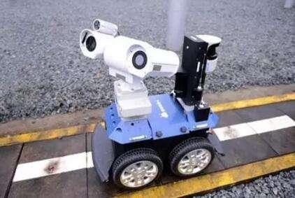 机器人厂商开始扎堆机器人教育、巡检机器人和配送机器人