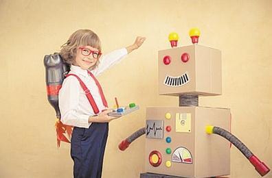 """""""艾氏范式""""测试法:机器人如何影响儿童思维观念"""