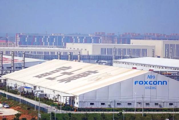 富士康将在珠海设新厂制造自家半导体