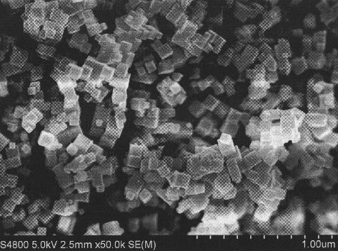 不同镍掺杂的二硫化锡纳米片催化剂