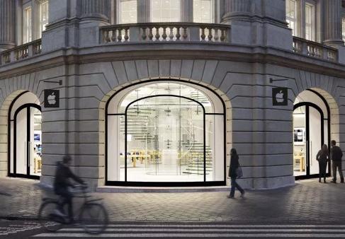 iPad电池爆炸 阿姆斯特丹Apple Store被暂时关闭