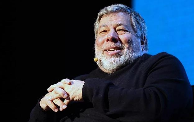 苹果联合创始人Steve Wozniak成立区块链公司,称比特币是可信的数学