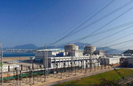 2020年核电装机容量将超8000万千瓦