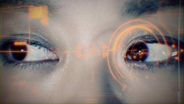 一种通过眼球运动判断人物性格的软件