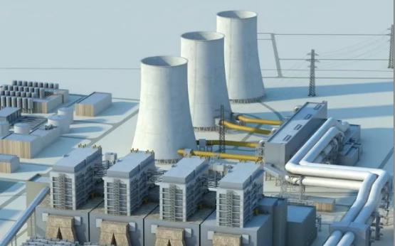 中国核电等待重启