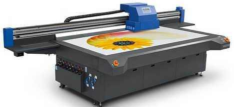 UV平板打印机光栅尺脏了该怎么办