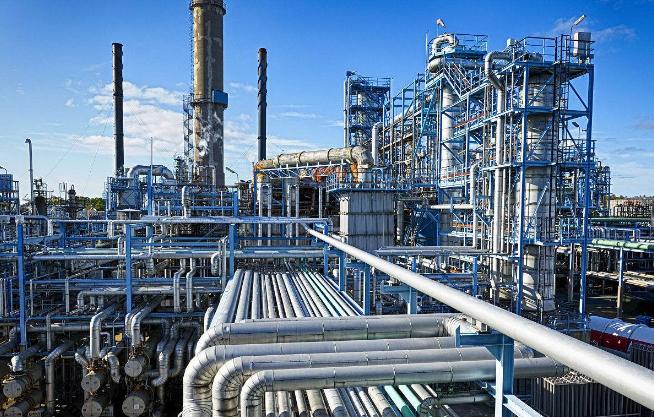 加大天然气发展 深化油气管网体制改革