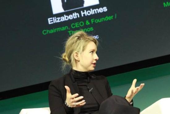 Theranos硅谷血液检测公司解散,创始人Elizabeth Holmes曾被称为女版乔布斯