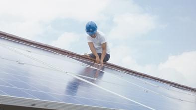 """紫金农商行""""绿能贷"""" 为光伏发电用户提供融资渠道"""