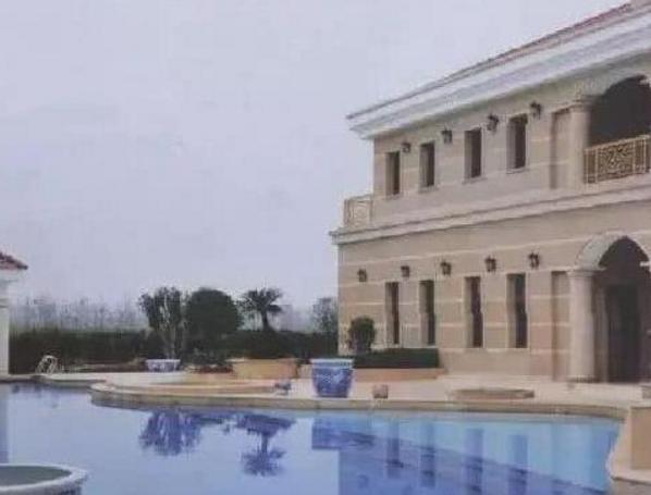 玻璃大王曹德旺的豪宅:装修花费过亿,光保姆就几十个!