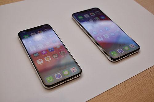 iPhone XS、iPhone XS Max高清组图