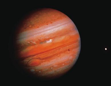 木星磁场拥有两个磁南极