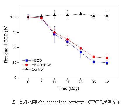 关于HBCD同分异构体的厌氧生物降解研究进展