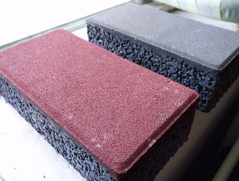 透水砖的规格、价格、生产厂家、市场发展前景