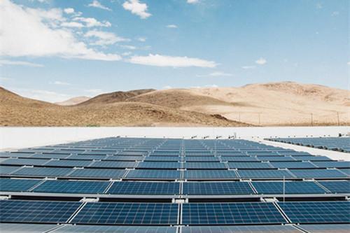 """特斯拉建造世界最大屋顶太阳能系统为""""1号超级工厂""""供电"""