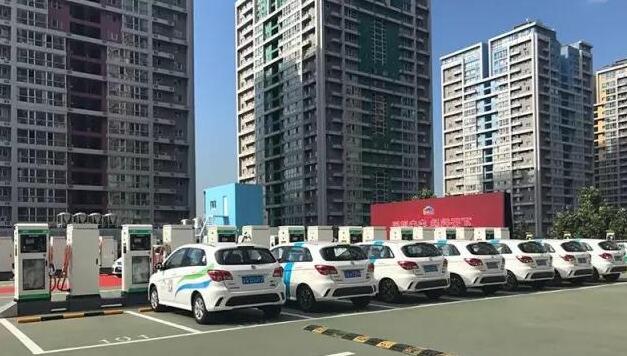 北京批复31个公用充电桩建设项目:10余个区新增充电桩1628个