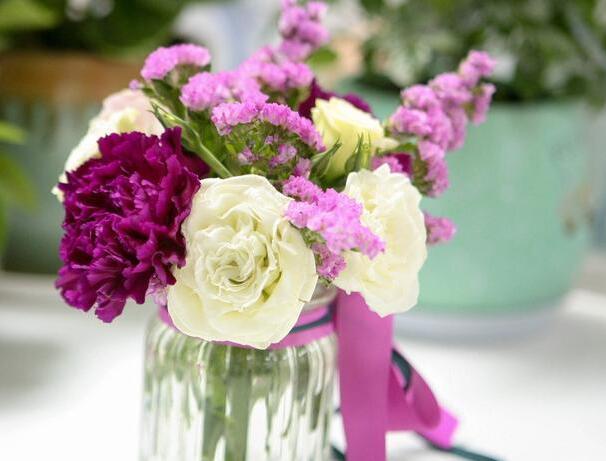 鲜花如何保存时间长一些?