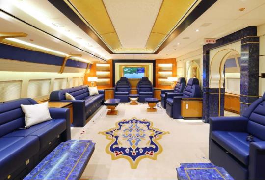 卡塔尔将皇室专用波音公务机免费赠送给土耳其