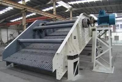 泥浆回收系统振动筛的使用常识
