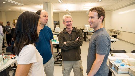 Chan Zuckerberg Initiative(CZI)项目:扎克伯格出资130亿美元