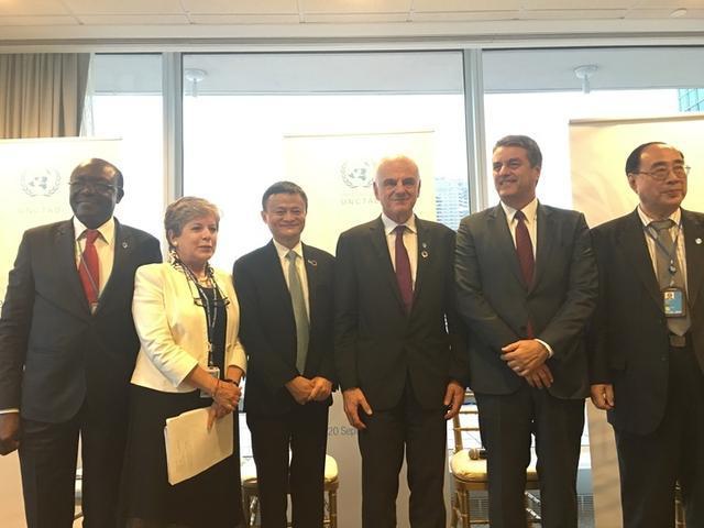 联合国推出数字合作高级别小组,马云、梅琳达·盖茨被任命为联合主席