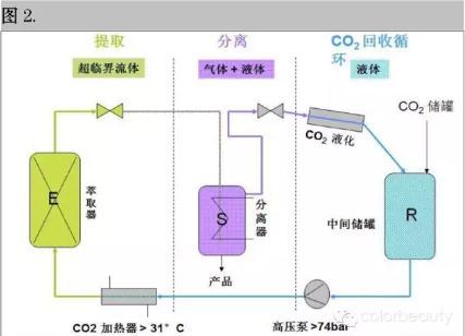 超临界CO2流体萃取技术优缺点、应用、过程及影响因素