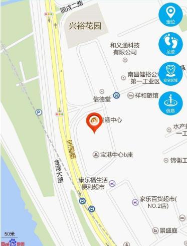 国产智能手机的定位功能和定位精度测试