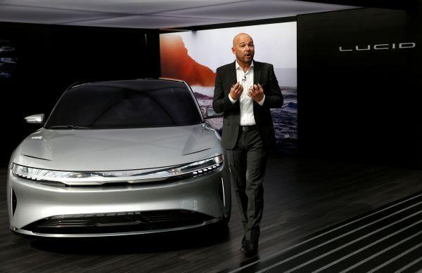 美国卢西德汽车公司获沙特主权财富基金10亿美元投资
