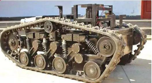 乌鲁木齐的荒漠治理机器人项目