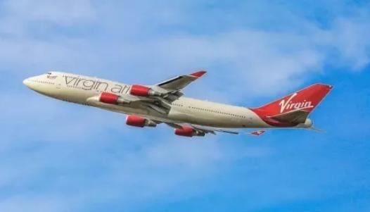 维珍航空将利用废弃碳气体燃料进行首次飞行