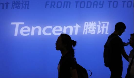 腾讯发布免费人工智能平台但仅15%的公司采用数字化