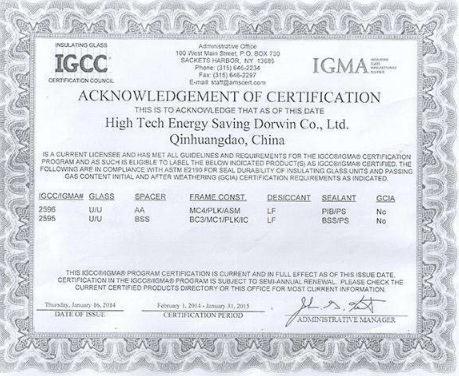 3家中国企业获国际石墨烯产品认证中心(IGCC)证书