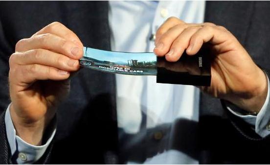 华为5G智能折叠手机将在2019年中推出