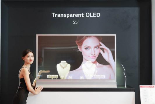 LGD新的OLED中国市场战略 宣布OLED中国时代来临