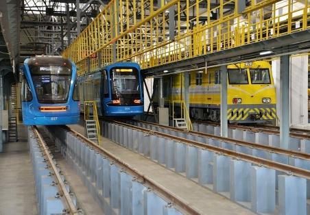 株洲:我国首个千亿轨道交通装备产业集群