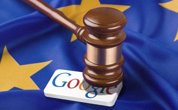"""欧盟接连向美科技巨头发难 谷歌等变""""提款机"""""""