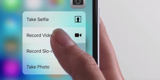 苹果3D Touch功能为什么会惨淡收场呢?