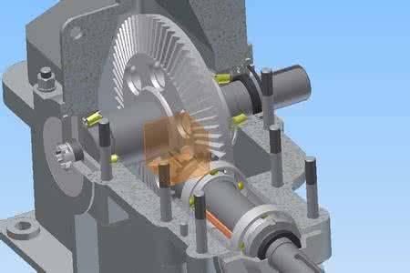 齿轮减速器在机械传动中噪音形成原因、降噪措施、处理方法