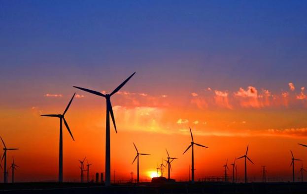 湖南风电电力和日电量双创新高