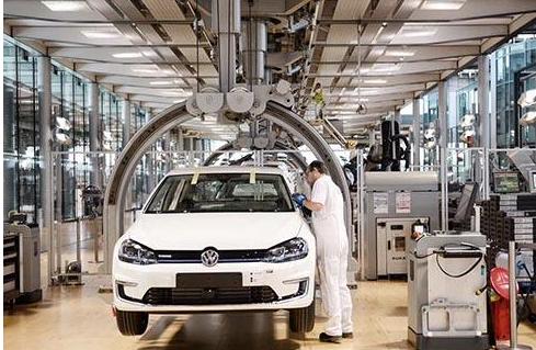 为补充电动汽车产能 大众汽车欲建北美新工厂