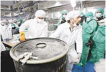 法国启动铀转化厂建设:年度产能将达1.5万吨