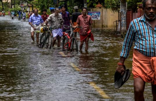谷歌利用AI技术向印度用户发出洪水预警