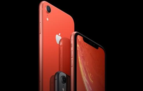 苹果将大量iPhone XR生产订单转至富士康