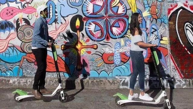 共享滑板车相比共享单车有什么优势?
