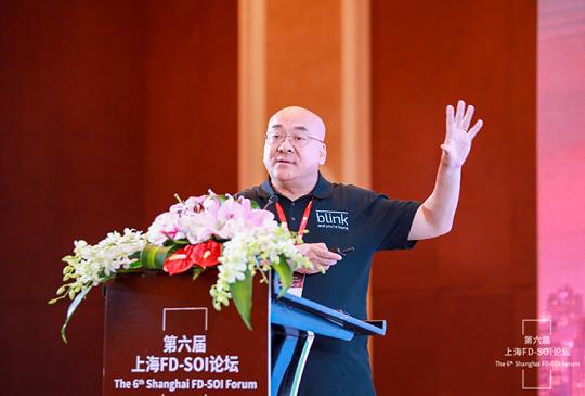 Blink副总裁Yantao Jia:FD-SOI技术如何拯救了Blink
