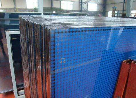 玻璃的丝网印刷工艺流程及注意事项