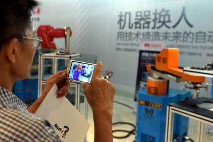 中国机器人企业如何追赶日欧?